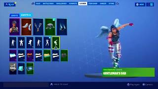 I synced my Fortnite Emotes with their Music Packs!! (100% Sync!)