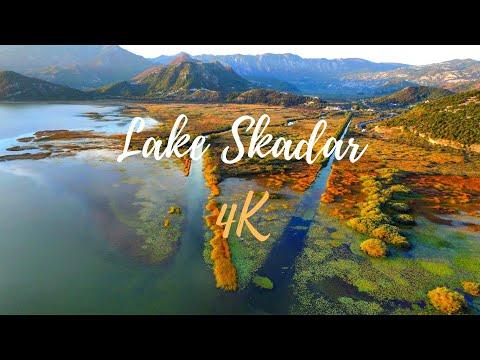 Lake Skadar drone footage [MONTENEGRO] in 4K - 2017
