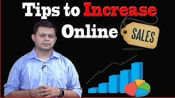 Tips to Increase Online Sales _ [Professional Episode -1 E-COMMERCE]