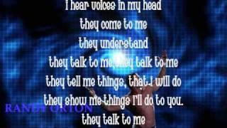 Randy orton theme song - lyrics {read Discription}