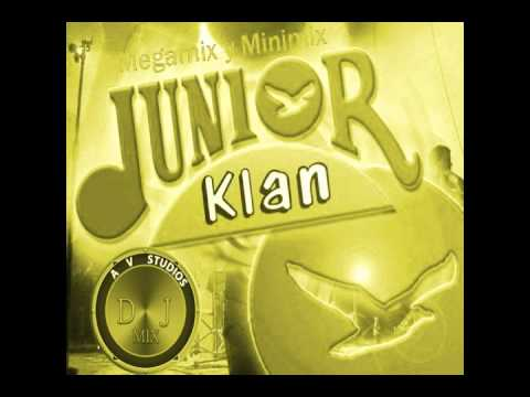 Juniors Klan    mix   cumbias