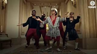 "Bruno Mars: Inspiration of ""24K Magic"""