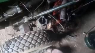 Gospodarzowy vlog 24- naprawa ciągnika i kot