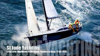 CYCA 2016 Blue Water Point Score Flinders Islet Race, St Jude