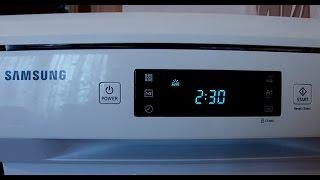 видео Технология Waterwall в посудомоечных машинах от Samsung.
