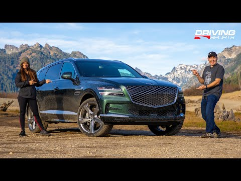 2021 Genesis GV80 Luxury SUV Street and Off-Road Review