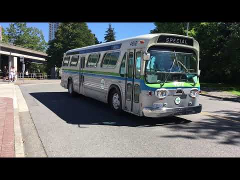 Transit Museum Society Buses 1937 - 1991