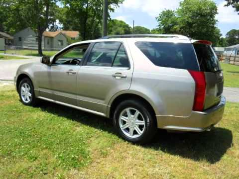 2004 cadillac srx 4dr v6 suv awd witch 3rd row seat norfolk virginia youtube. Black Bedroom Furniture Sets. Home Design Ideas