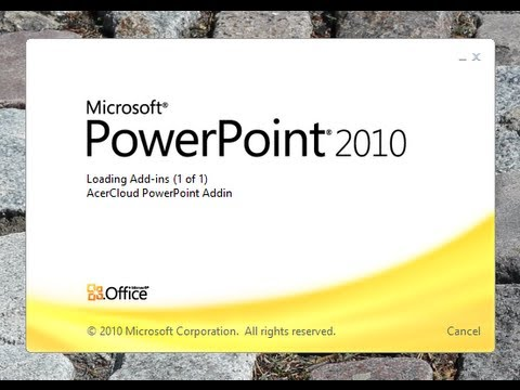 Power Point 2010 Change Slide Size From 43 To 169 Microsoft