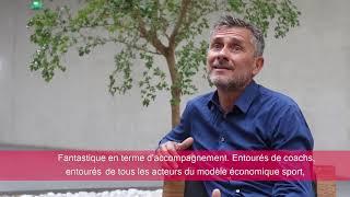 Interview de Jean-Michel Estibals - Twin Solution, lauréat du Sportup Summit 2018
