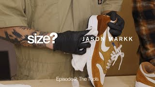 Jason Markk Cleaning Series - Episode 2: The Tools