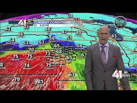 Gary Lezak - Evening Weather Update
