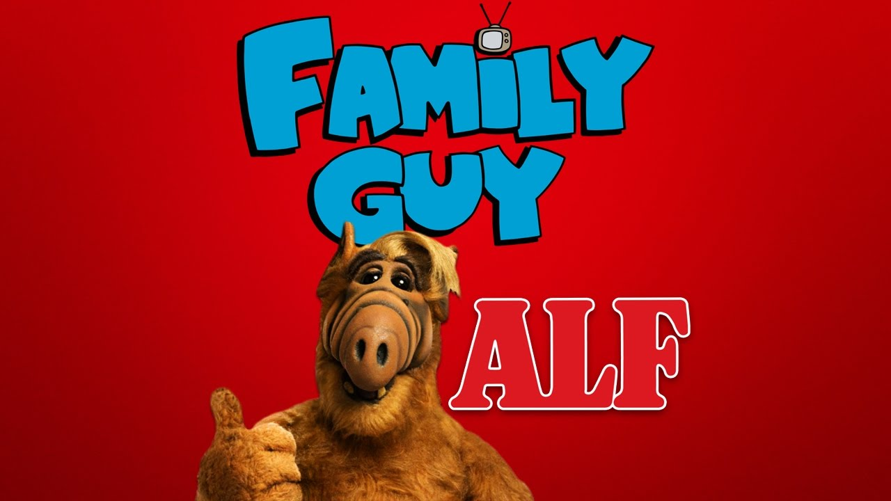 Alf Quotes Alf References In Family Guy  Youtube