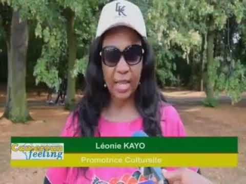 LEONIE KAYO  C3 80 LA CRTV CHA C3 8ENE DE T C3 89L C3 89VISION NATIONALE CAMEROUNAISE VIA L E2 80 98