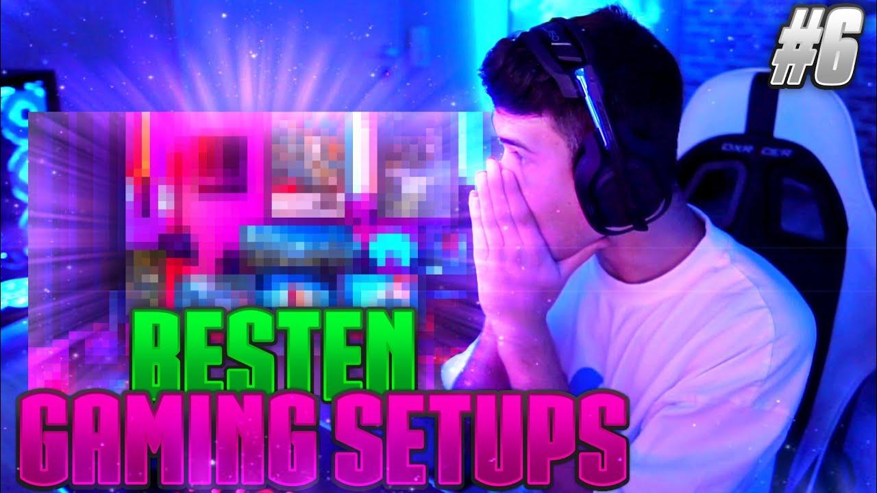 Die BESTEN Gaming Setups   Folge 6