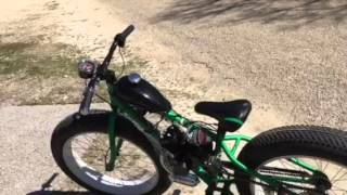 Mongoose Bike with motor