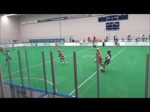 2019 Midget A1 Box Lacrosse Provincials, BRONZE MEDAL GAME, Burnaby Lakers Vs Coquitlam Adanacs