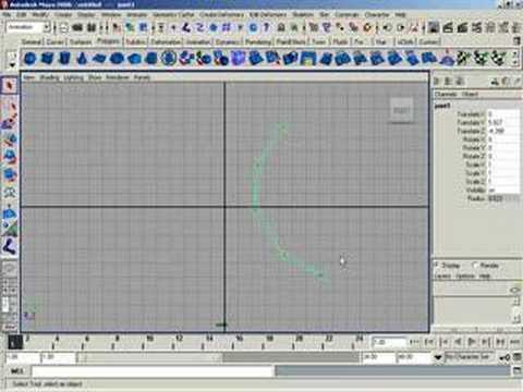 How to Control joint display size in Maya « Maya :: WonderHowTo