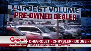 Cooper Chevrolet Buick in Anniston, AL - East Alabama's Volume Preowned Dealer
