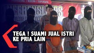 Video Mesum Berujung Terungkapnya Kasus Suami Jual Istri