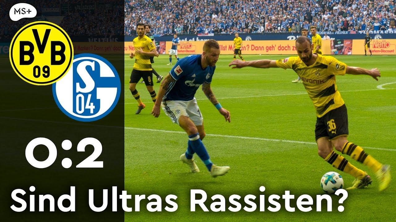 Sind Ultras Rassisten Schalke Vs Dortmund 2 0 Vlog 007