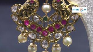 Chandbali Earrings   Malabar Gold and Diamonds   hybiz