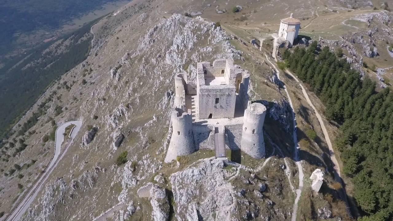 Rocca Calascio L39 Aquila Abruzzo Italy YouTube