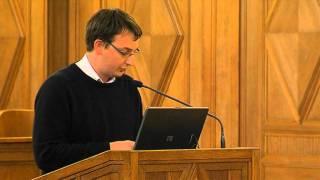Sólyom Péter, egyetemi tanársegéd, DE ÁJK Jogbölcseleti és Jogszociológiai Tanszék Thumbnail