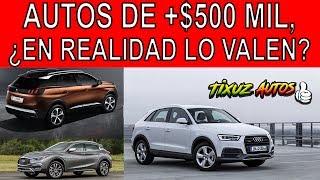 Los autos de mas de 500 mil pesos en realidad lo valen?/ noticias /junio/ compacto gm fiat