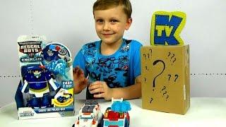 Боты Спасатели .Выпуск 3 .Toys .Transformers Rescue Bots .