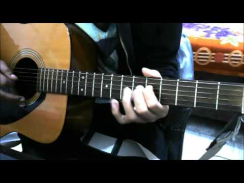 2 Lead/Tabs lesson bollywood songs - guitar lesson lead hindi lesson beginners easy