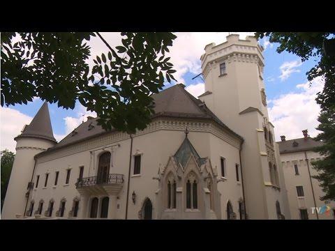 România pe contur: Castelul Karolyi din Carei (@Exclusiv în România)