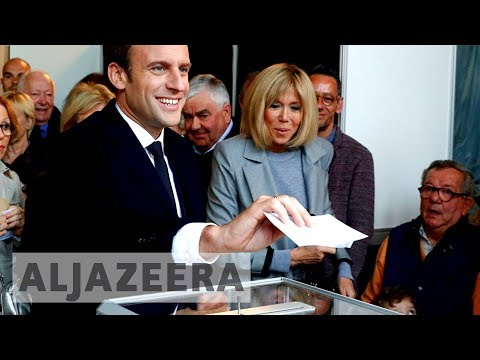 France's Macron wins strong parliamentary majority