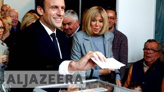 France\'s Macron wins strong parliamentary majority