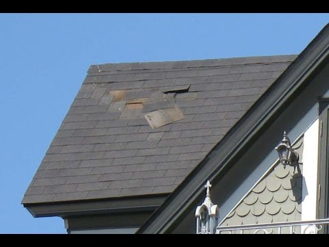 Small Roof Leaks Might Require Bigger Tarps – Temporary Water Leak Repair Tips