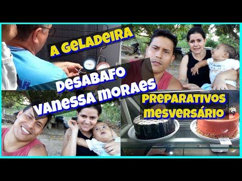 COMPRINHAS MÊSVERSÁRIO + DESABAFO VANESSA MORAES  Família Chicletinho  Ep250