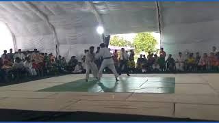 CBSE West zone judo fight HD