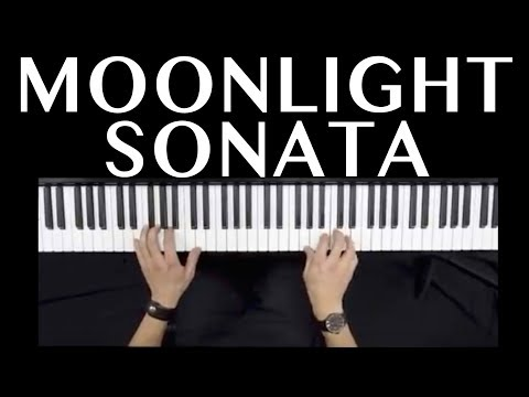 Beethoven - Moonlight Sonata - 3rd movement - Played by Brandon Ethridge