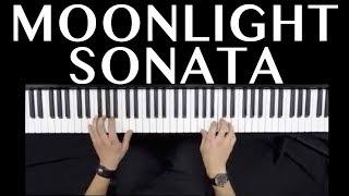 Beethoven - Moonlight Sonata - 3rd movement - Played by Brandon Ethridge
