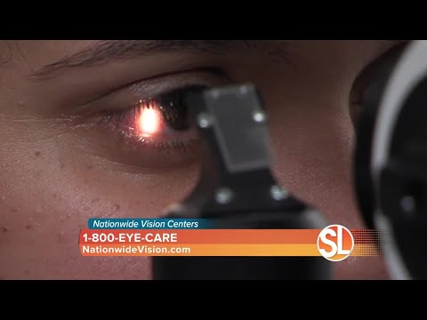 Nationwide Vision: How to protect your eyes from UV Radiation