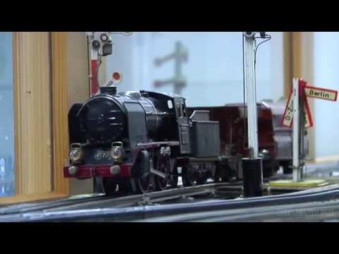 Tinplate Trains in O Scale and Tin Plate Toys by Marklin