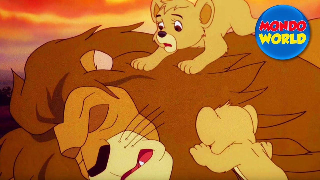 ROI LION SIMBA ép. 1 | SIMBA dessin animé complet en francais | ROI LION pour les enfants