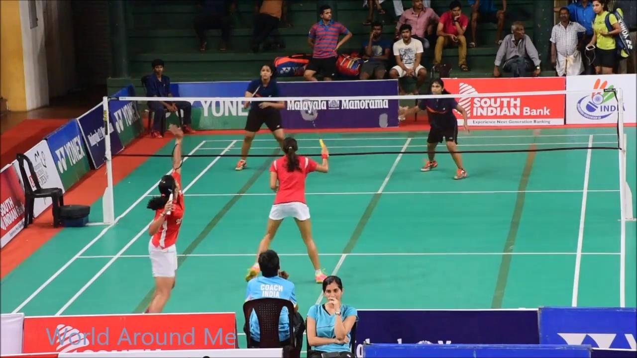 Indian Open Badminton Tournament 2016 badminton women's ...