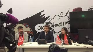 """Актер Пилу Асбек рассказал о своей роли в сериале """"Игра престолов"""""""