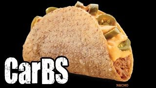 Carbs - Jack In The Box Nacho Monster Taco