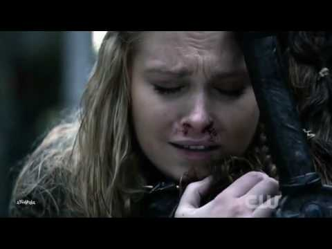 Clarke and Lexa.. First Kiss, Second Kiss, Last Kiss