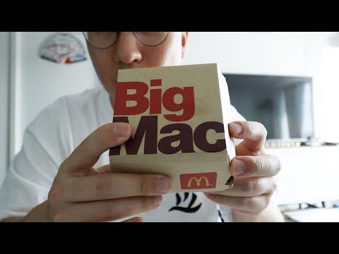NEW AND IMPROVED MCDONALDS BIG MAC FOR $3?!?!