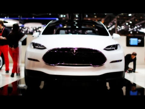 Tesla CEO Elon Musk: The Tesla Model X Is Almost Here