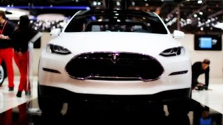 Tesla CEO Elon Musk: The Tesla Model X Is Almost Here