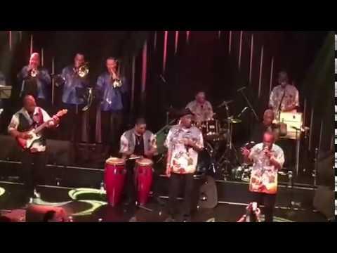 """FUNMASTER LIVE@ """"SRANAN GOWTU"""" in PARADISO MIGHTY SPARROW KASEKO HOMMAGE"""